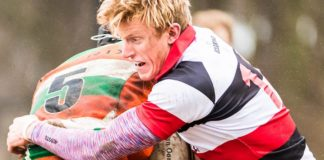 Rugby ereklasse A.S.R.V. Ascrum - RC The Hookers in beeld!