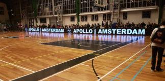 Nipt verlies voor basketballers Apollo