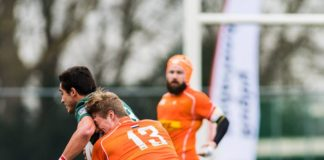 Rugby Nederland - Portugal in beeld!