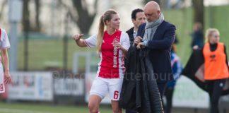 Ajax Vrouwen verliezen met 1-0 bij PSV