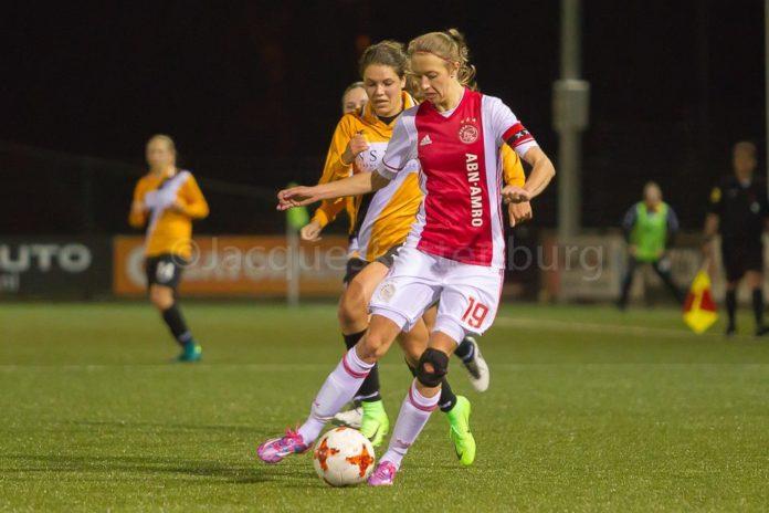 Ajax Vrouwen - Achilles '29