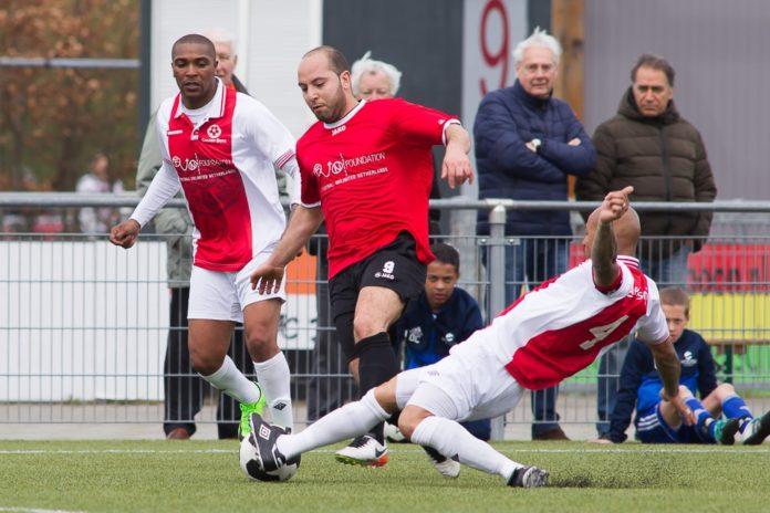 Winst voor de Golden Boys van Ajax