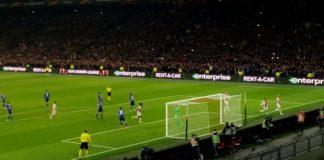 Ajax op randje halve finale