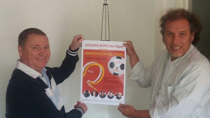Golden Boys in actie voor Gambia
