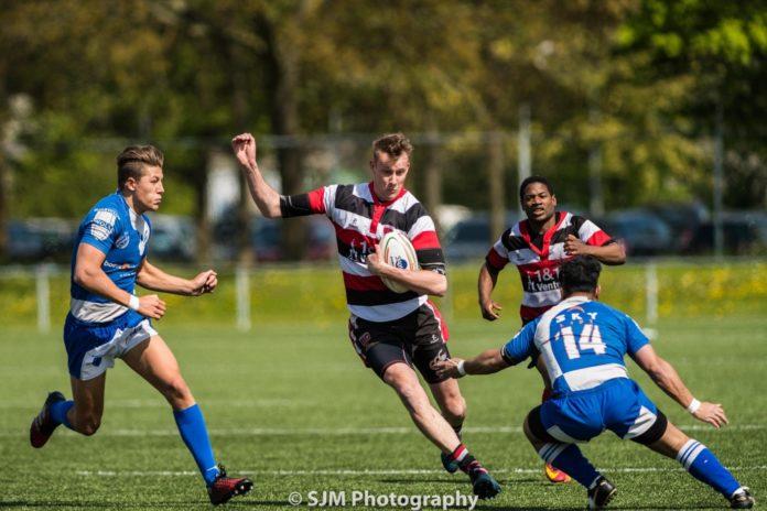 Rugbyers Ascrum nog een jaar op het hoogste podium