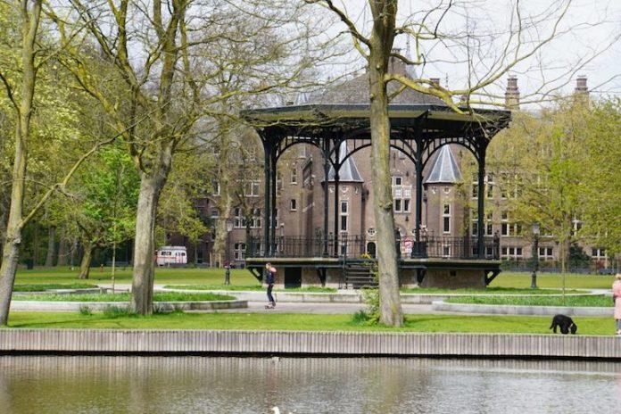 Kom naar de feestelijke 'Dag van het Oosterpark'