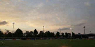 Winnende goal Marjolijn van den Bighelaar kampioenswedstrijd Ajax