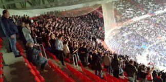 Argentijnse tafarelen uitvak Lyon - Ajax