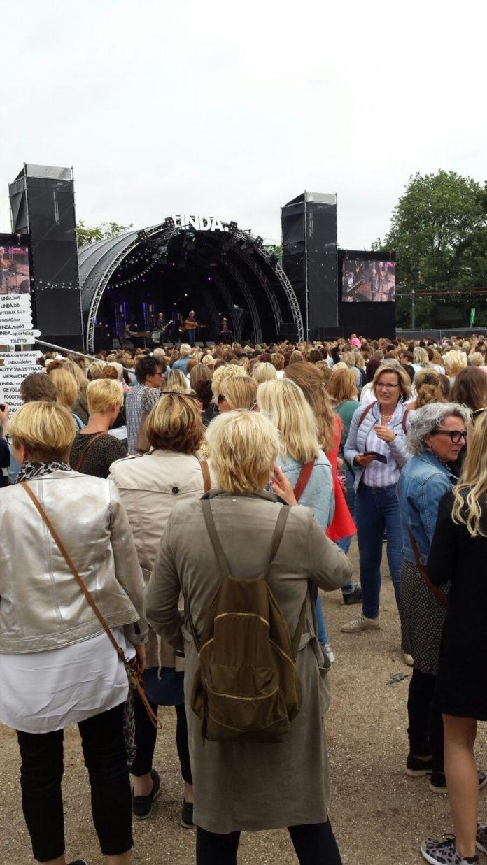 Geslaagde start van tweede Linda.festival