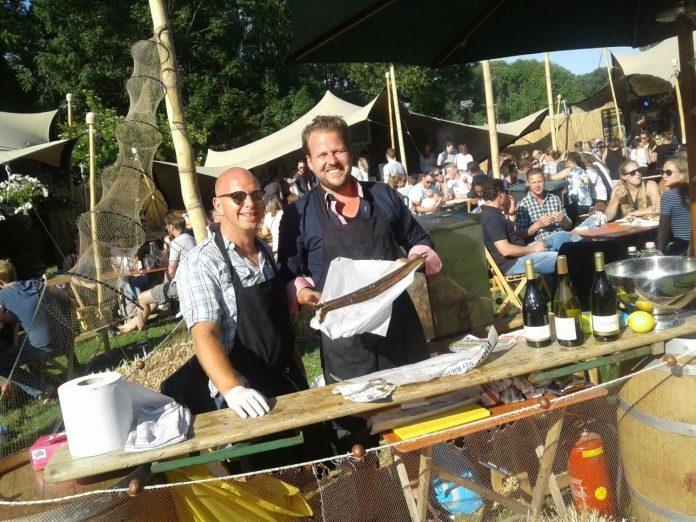 Foto's en verhaal: Bacchus wijnfestival 2017 van start gegaan