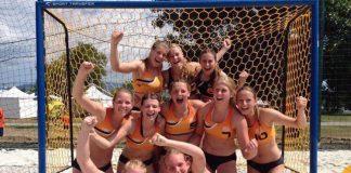 Oranje U17 prolongeert mede dankzij VOC-talenten Europese titel Beach