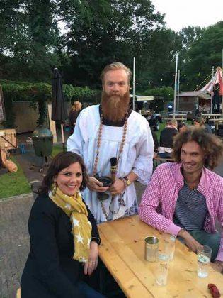 Festival TREK voor Amsterdamse Bourgondiërs gestart