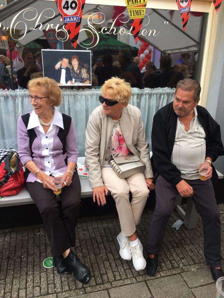 Café Chris Scholten 40 jaar: Het échte Mokum voor even terug in de Pijp