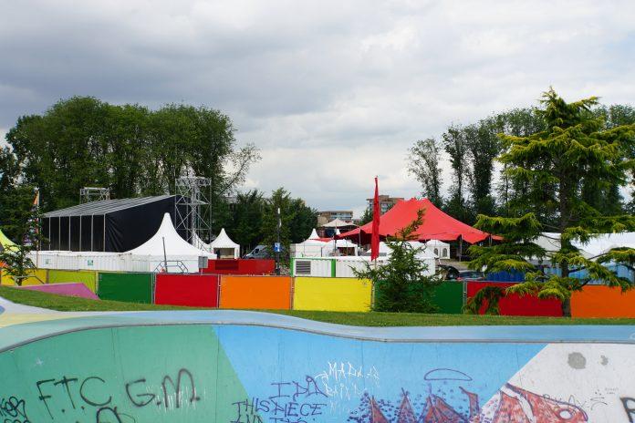 Van start: Kwaku Summer Festival 2017