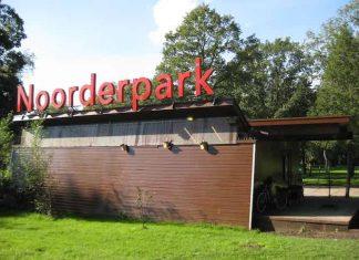 Buurtcamping Noorderpark van 21 t/m 23 juli