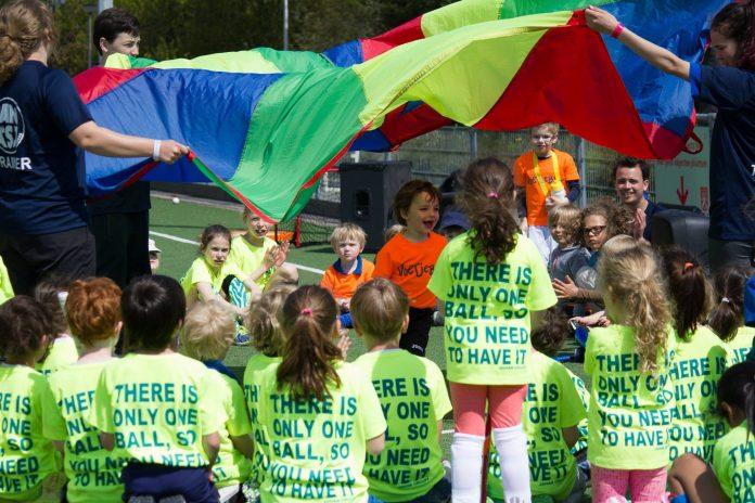 Zomerkamp: Panasj & Voetjebal voor kids tussen 3 en 12