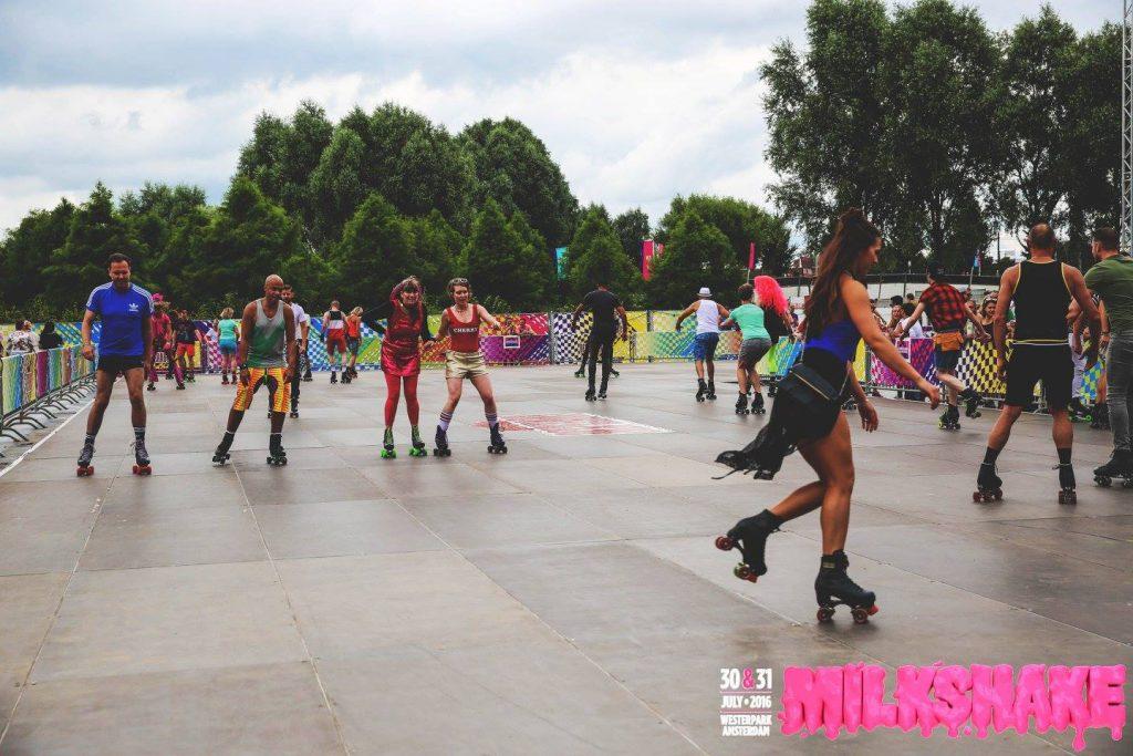 Stad maakt zich op voor hitsig, kleurrijk en veelzijdig Milkshake Festival 2017
