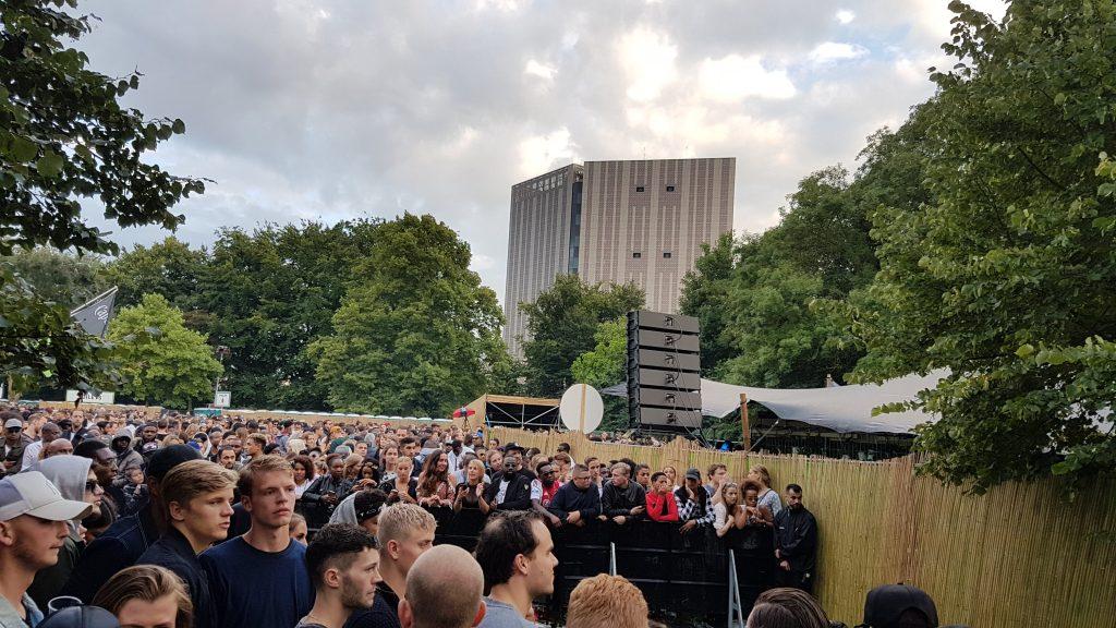 Geslaagde editie Appelsap 2017 ondanks knokpartij