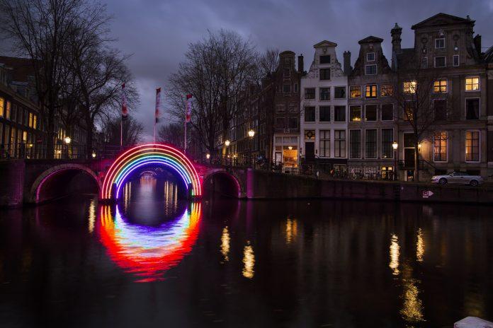 Nieuw initiatief tijdens het Amsterdam Light Festival