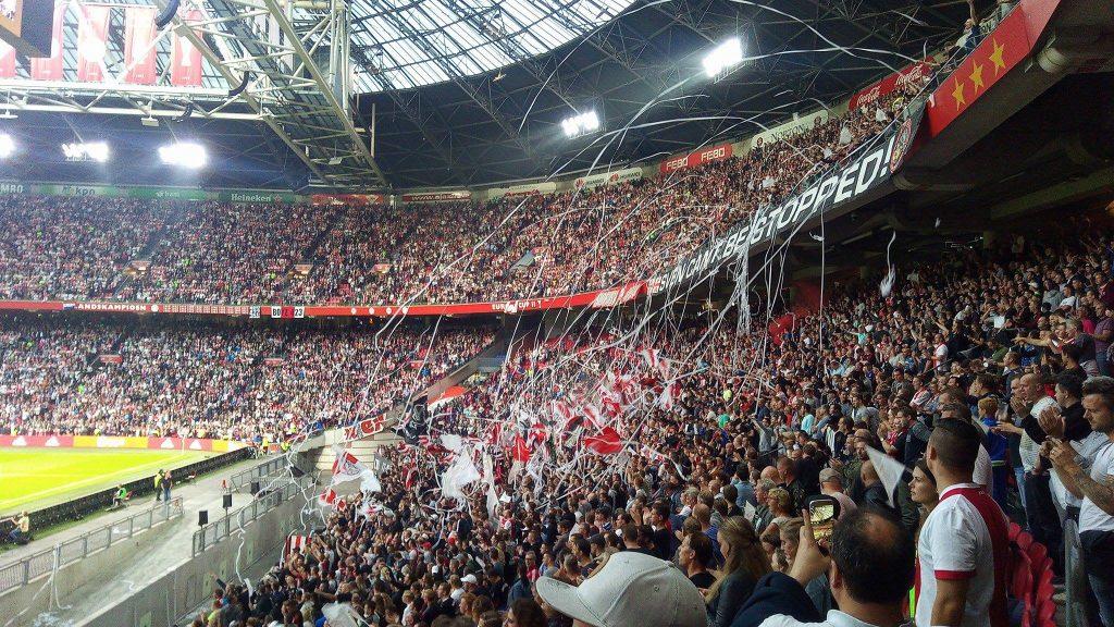 Ajax op randje uitschakeling na deceptie tegen Rosenborg