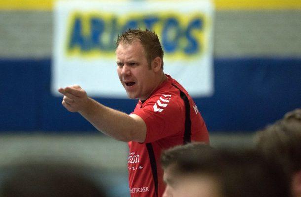 Nieuwe Aristos-trainer Roestenburg