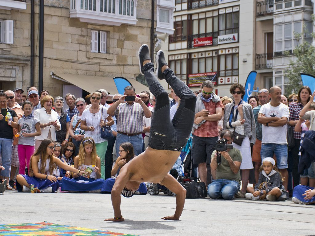 Summer Dance Forever festival