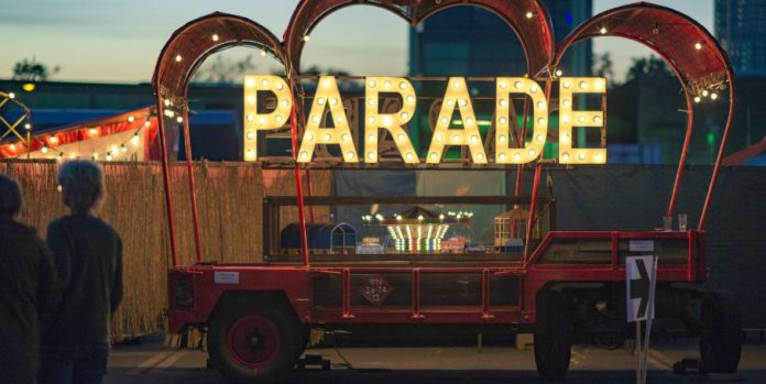 De Parade komt weer naar onze hoofdstad