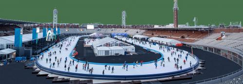 ISU WK Allround in Olympisch Stadion