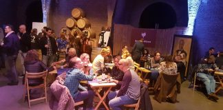 Amsterdam Wine Festival in volle gang