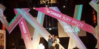Andrea Grützner wint prestigieuze ING Unseen Talent Award 2017