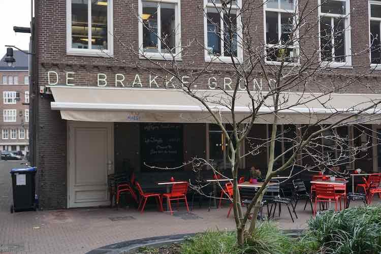Brakke Grond Vlaams Cultuurhuis Amsterdam
