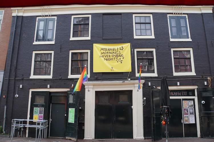 Club NYX in Amsterdam