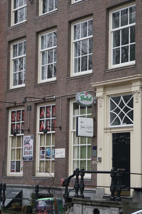 Het Betty Asfalt Complex Amsterdam