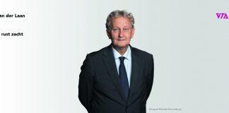 burgemeester Eberhard van der Laan is donderdagavond overleden
