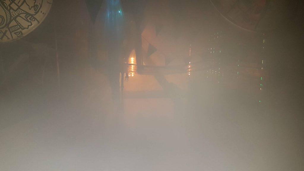 Griezelige en sexy vibe tijdens HalloQueen in Club NYX