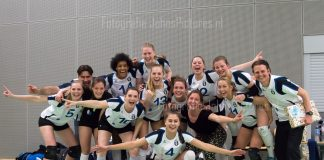 US Volleybal herpakt zich in de topdivisie