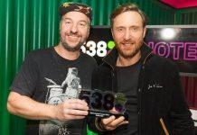David Guetta ontvangt eerste 538 Dance Smash Award