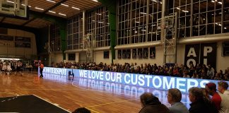 Verlies voor Apollo in Zwolle
