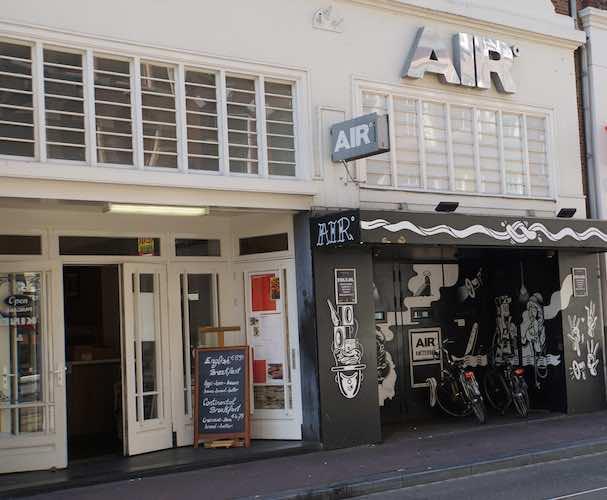 AIR Amsterdam - nachtclub