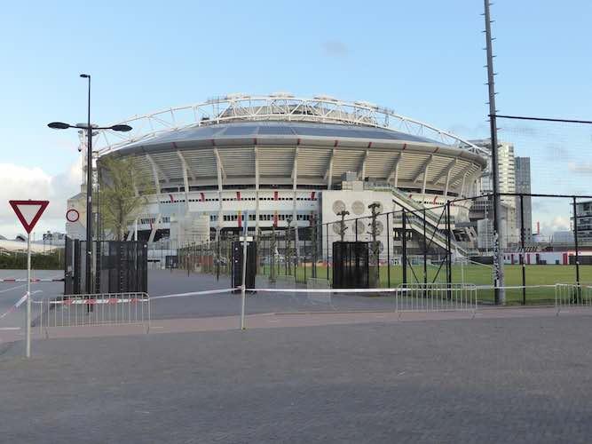 Johan Cruijff ArenA – Ajax – Locatie