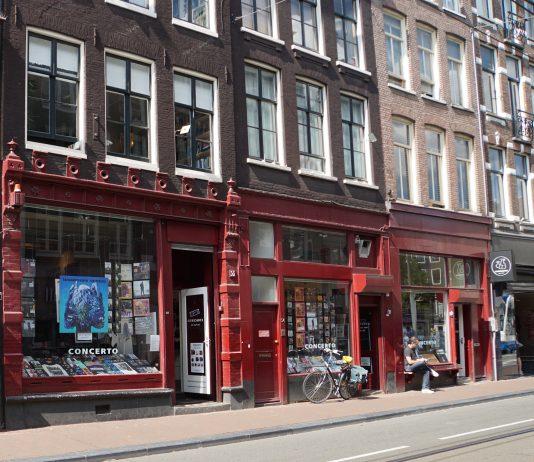 Hoop reuring bij Concerto in de Utrechtsestraat