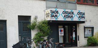 Likeminds Factory en Ostade A'dam organiseren 16 tot en met 19 november 2017 vier dagen lang locatievoorstelling 'Supermarktblues', een raamvertelling in en over De Pijp.