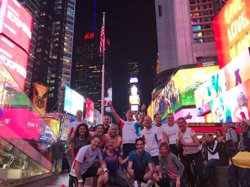 Bas van de Goor Foundation haalt € 45686,- op tijdens Marathon New York