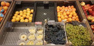 Donker gekleurde groenten en fruit zorgen voor een gezonde veroudering