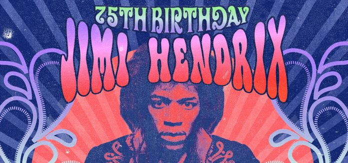 Dubbel Jimi Hendrix feest bij de Q-Factory