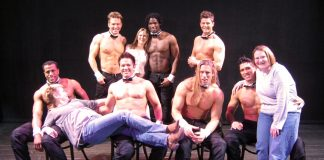 Chippendales in december te zien in de RAI