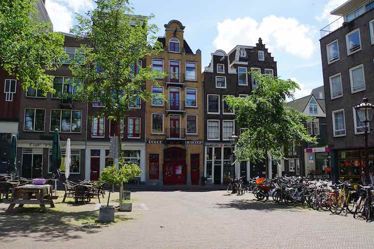 Theater de Roode Bioscoop Amsterdam