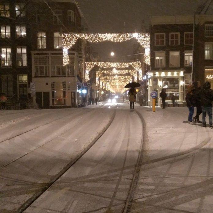 Christmas Shopping Night in de Utrechtsestraat