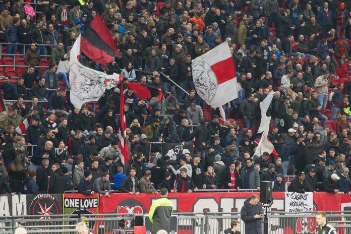 Puntverlies voor Ajax in spektakelstuk tegen FC Twente