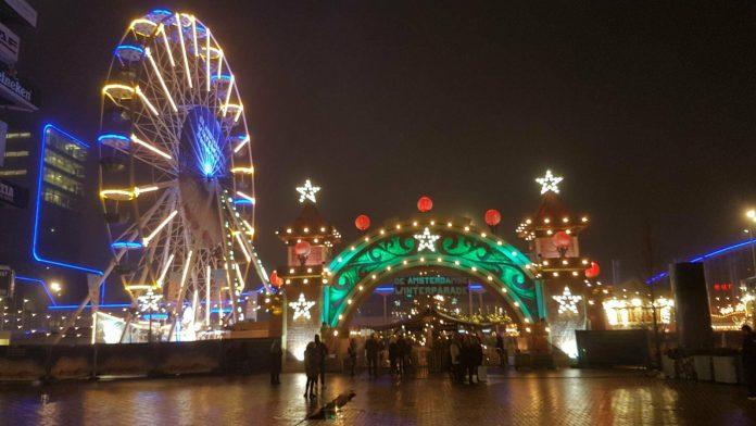 Al ruim 85.000 bezoekers tijdens Amsterdamse Winterparade
